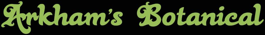 Visit Arkham's Botanical