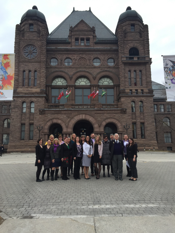 Epilepsy Action Day at Queen's Park