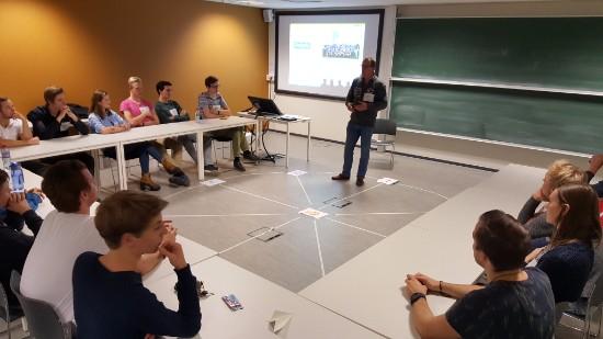 Training Paul Driessen