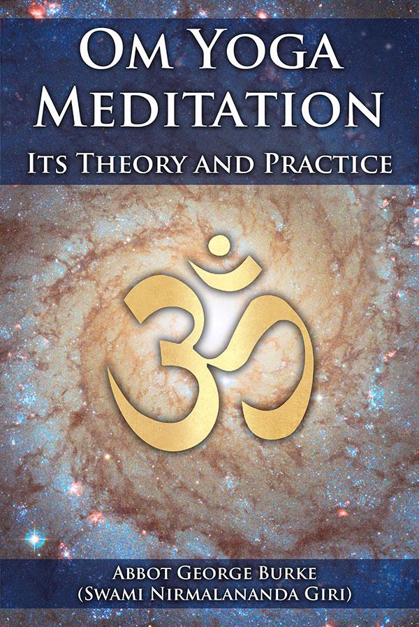 Om Yoga Meditation book cover