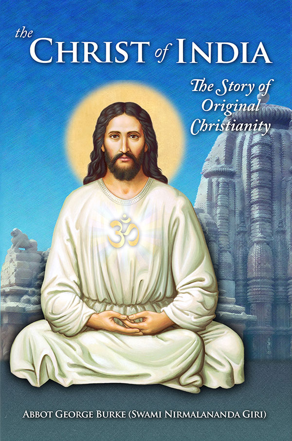 Christ of India book cover