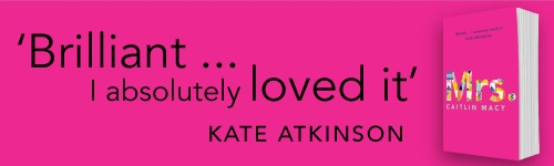 Image. Advertisement: Brilliant ... I absolutely loved it —Kate Atkinson