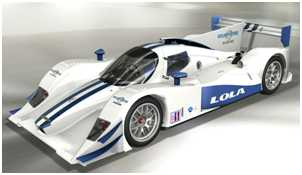 Ford/Roush/Lola Eco-Boost Prototype Concept