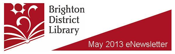 Brighton District Library eNewsletter