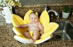 Ванночка-цветок
