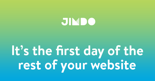 It's the first day of the rest of your website