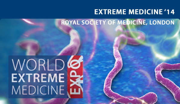 Ebola outbreak review at ExtremeMed '14