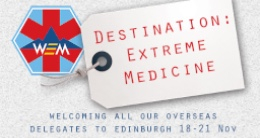 Edinburgh hosts to 2016 Extreme Medicine Conference