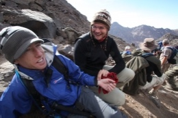 Expedition Medicine in the Atlas Mountains of Morocco