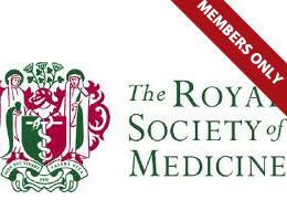 Royal Socieyt of Medicine discount