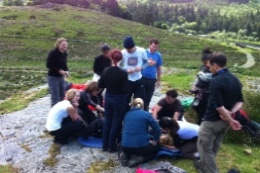 Wilderness Medical Training in the UK