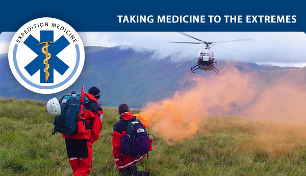 Expedition & Wilderness Medicine Courses