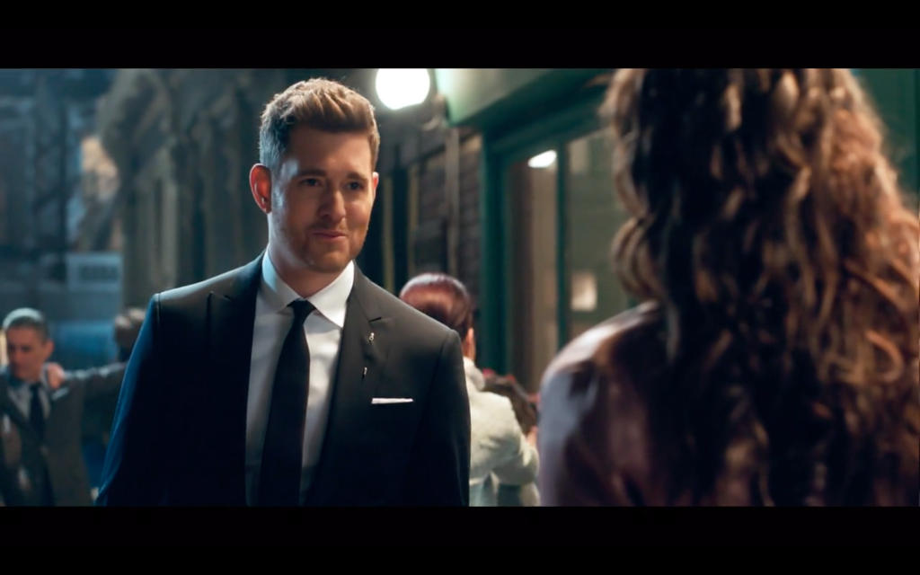 Michael Bublé''s Debut Fine Fragrance for Women 'By Invitation' TV Ad Commercial