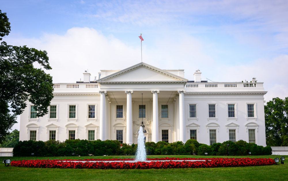The White House's Chief Floral Designer