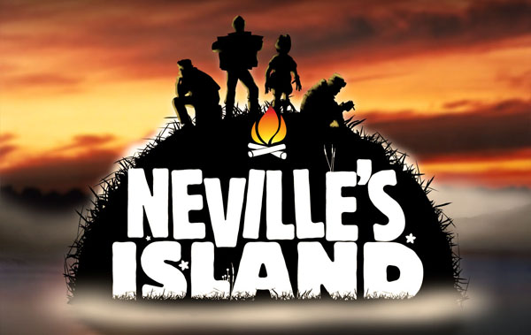 Click Here for Neville's Island Tickets