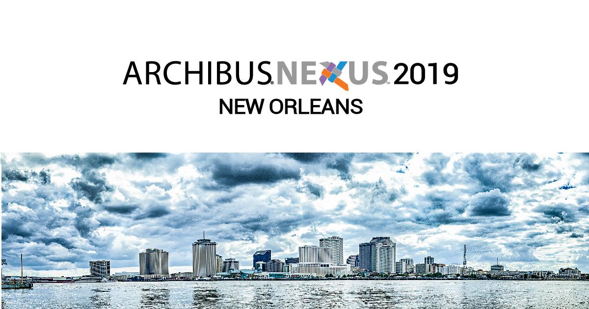 Horizant Solutions Archibus Nexus 2019 image