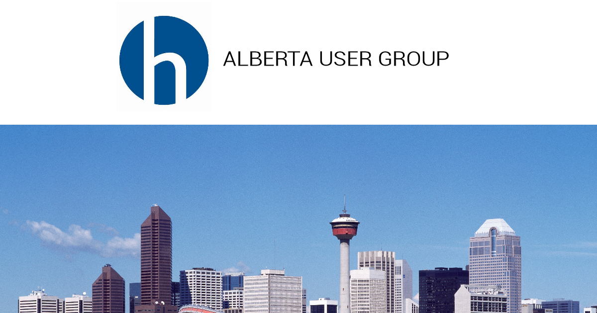 Horizant Solutions Alberta User Group image