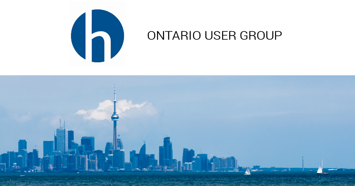 Horizant Solutions Ontario User Group image