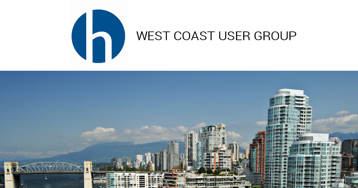 Horizant Solutions West Coast User Group image