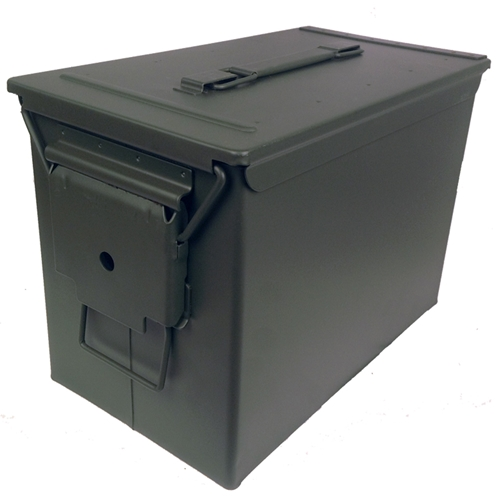 Mil-Spec. 50 Caliber M2A1 Brand New Ammo Can