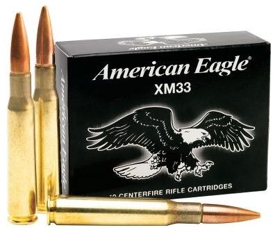 Federal American Eagle 50 BMG Ammo 660 Grain Full Metal Jacket