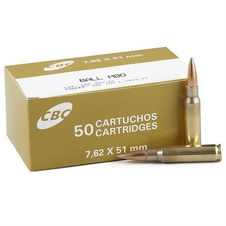 Magtech 7.62x51mm M80 Ball 147 Grain FMJ