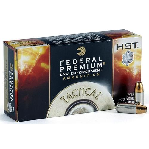 Federal HST 9mm Luger 147 Grain JHP