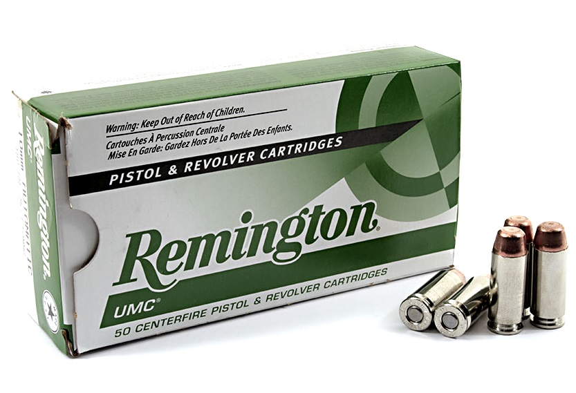 Remington UMC 10mm AUTO 180 Grain Full Metal Jacket