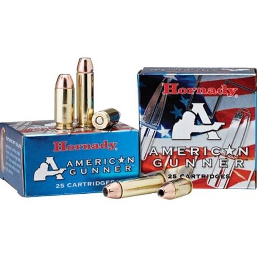 Hornady American Gunner 357 Magnum Ammo 125 Grain XTP