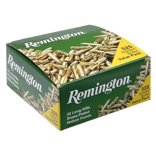 Remington 22LR ammo
