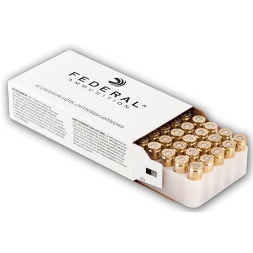 Federal Law Enforcement 9mm Luger Ammo 115 Grain Jacketed Hollow Point