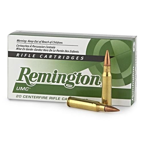 Remington UMC 308 Winchester 150 Grain FMJ