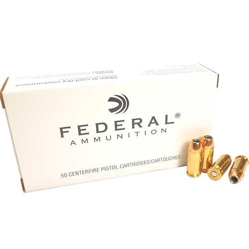 Federal Law Enforcement 45 ACP AUTO Ammo 230 Grain Hi-Shok Jacketed Hollow Point