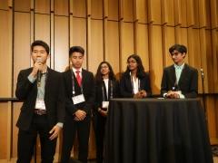 Santa Clara High School students