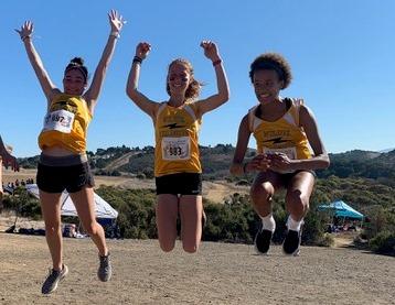 Santa Clara High School cross country team