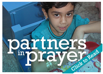Click to read the 2014 Partners in Prayer