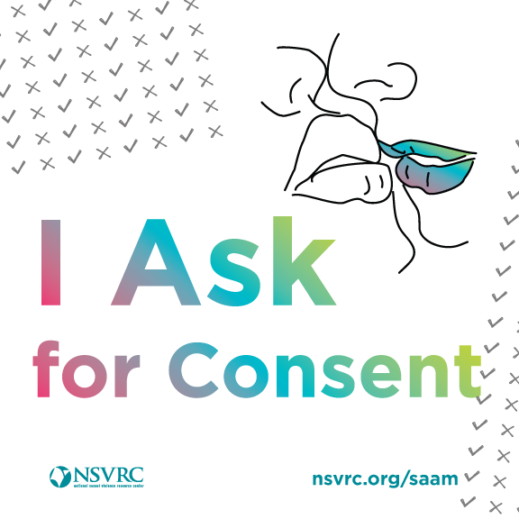 I Ask for Consent poster