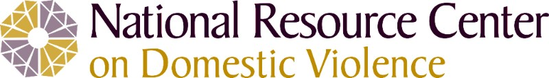Logo for the National Resource Center on Domestic Violence