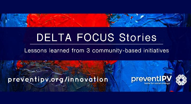 DELTA FOCUS Stories webinar announcement