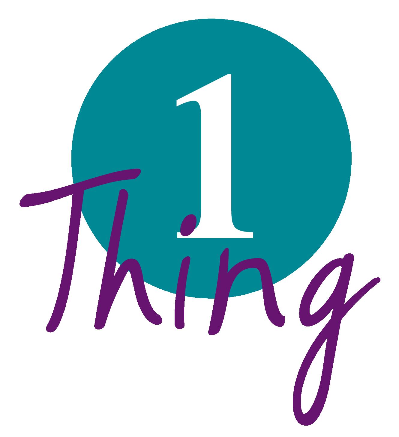 1 Thing