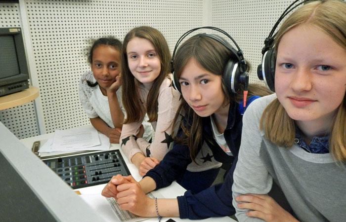 Mädchenradio!