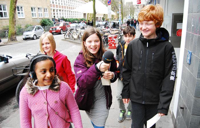 Umfrage in St.Pauli