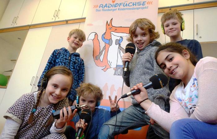 Wir sind die Radiofüchse!