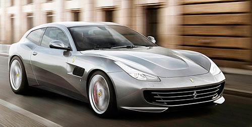 Ferrari GTC4Lusso T 2016