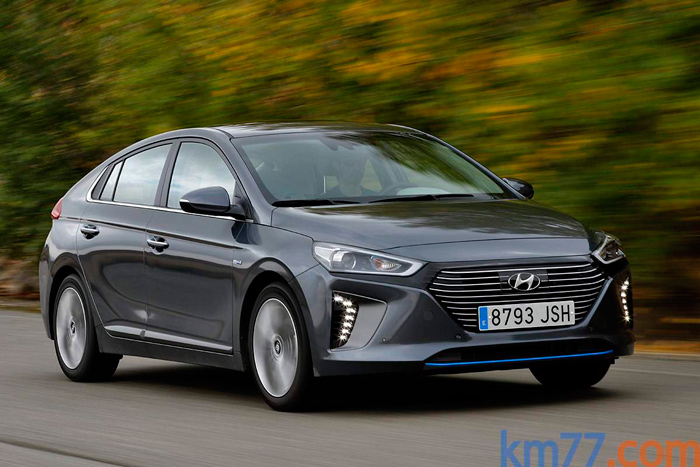 Prueba de consumo (233): Hyundai Ioniq HEV 1.6-GDi 141 CV Style