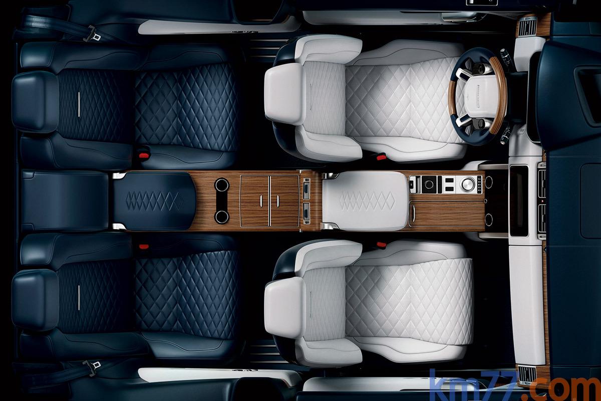 Land Rover Range Rover SV Coupé (2018)
