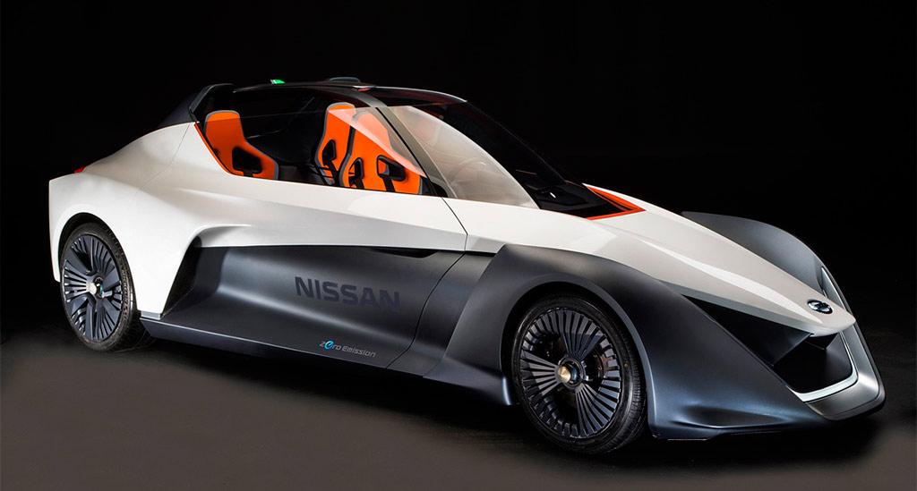 Nissan BladeGlider prototipo