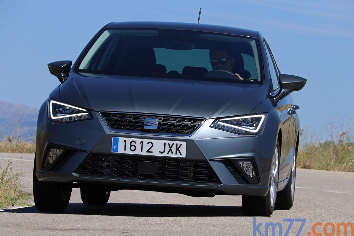 SEAT Ibiza 1.6 TDI 95 y 1,6 TDI 116 CV (2017)