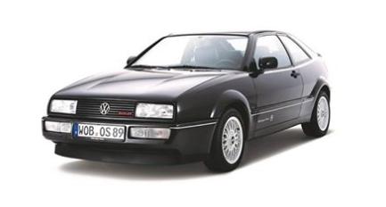 El Volkswagen Corrado cumple 30 años.