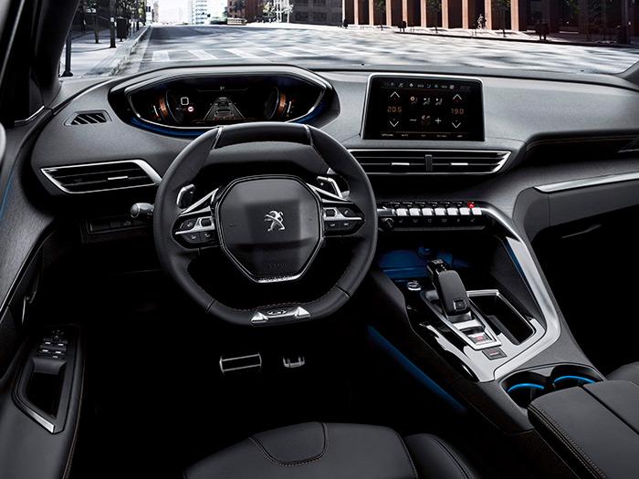 Prueba de consumo: Peugeot 5008 GT-Line 2.0 BlueHDi 150 CV